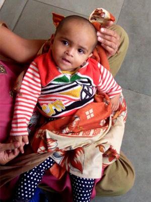 Baby Diksha