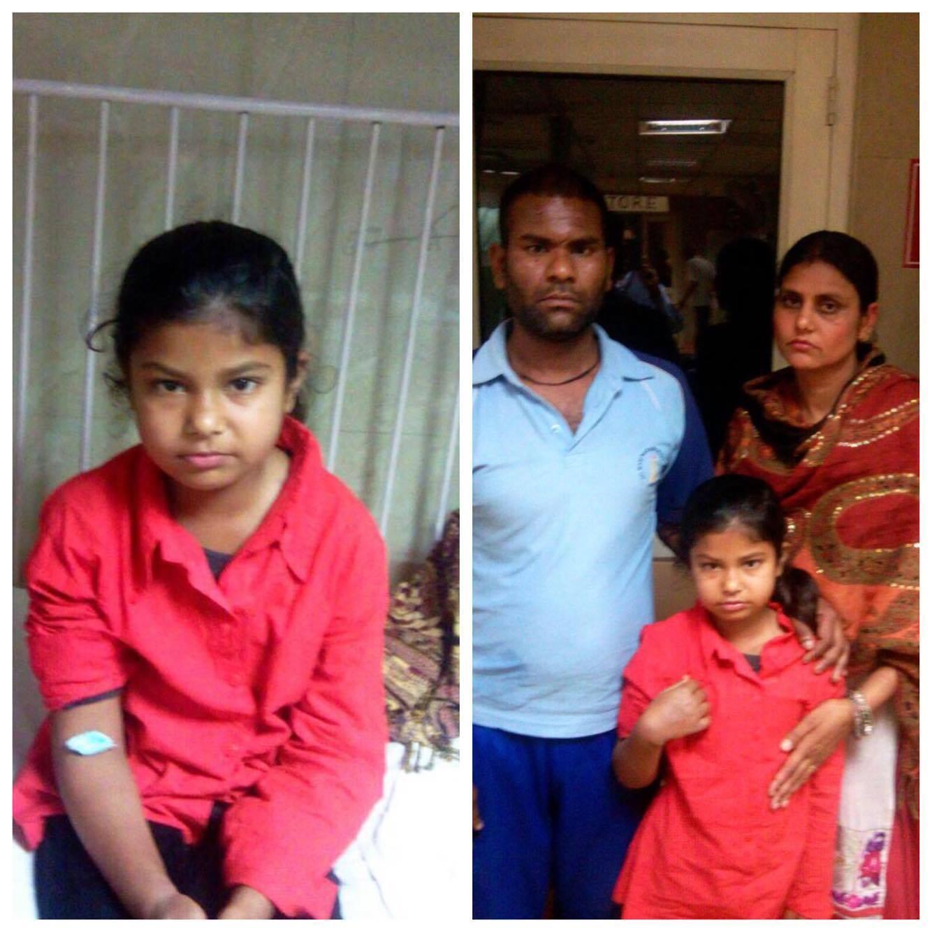 Priyanka's Surgery