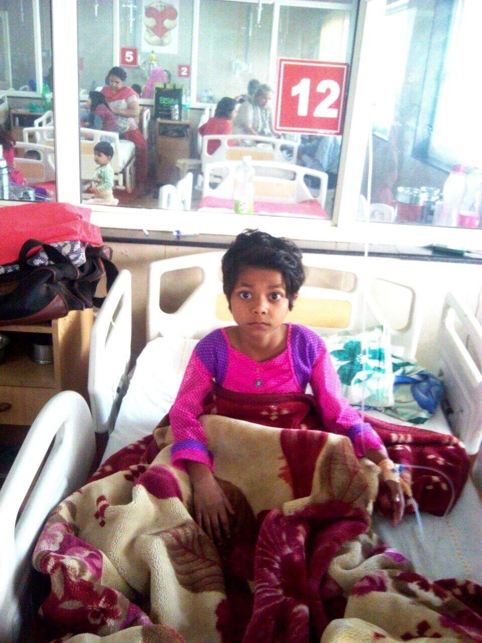 Mumtaz needs your help!