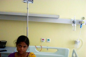 Help give Santushti a new life