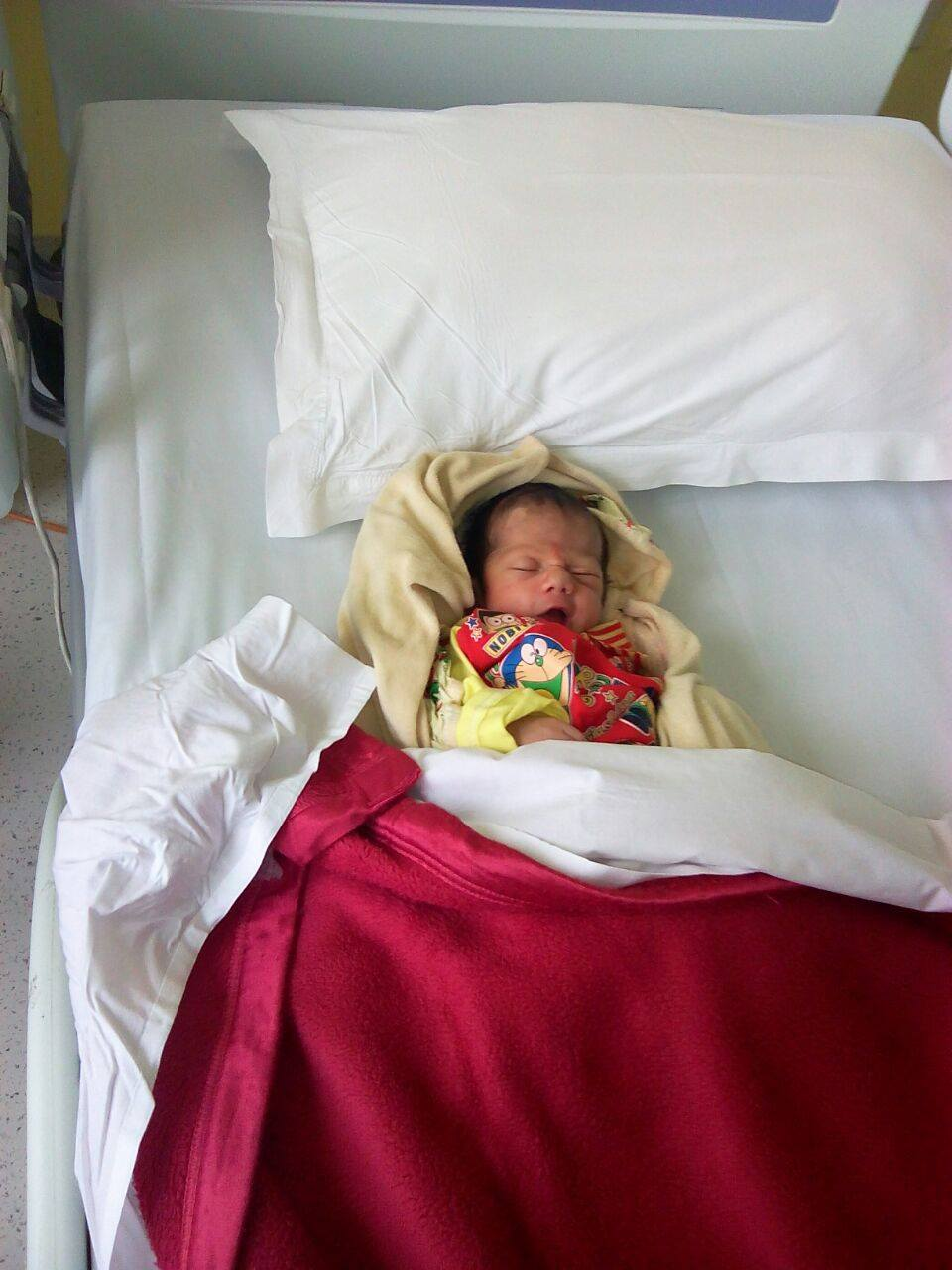 11 day old Krishna needs your Support!