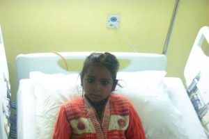 Kamini's surgery