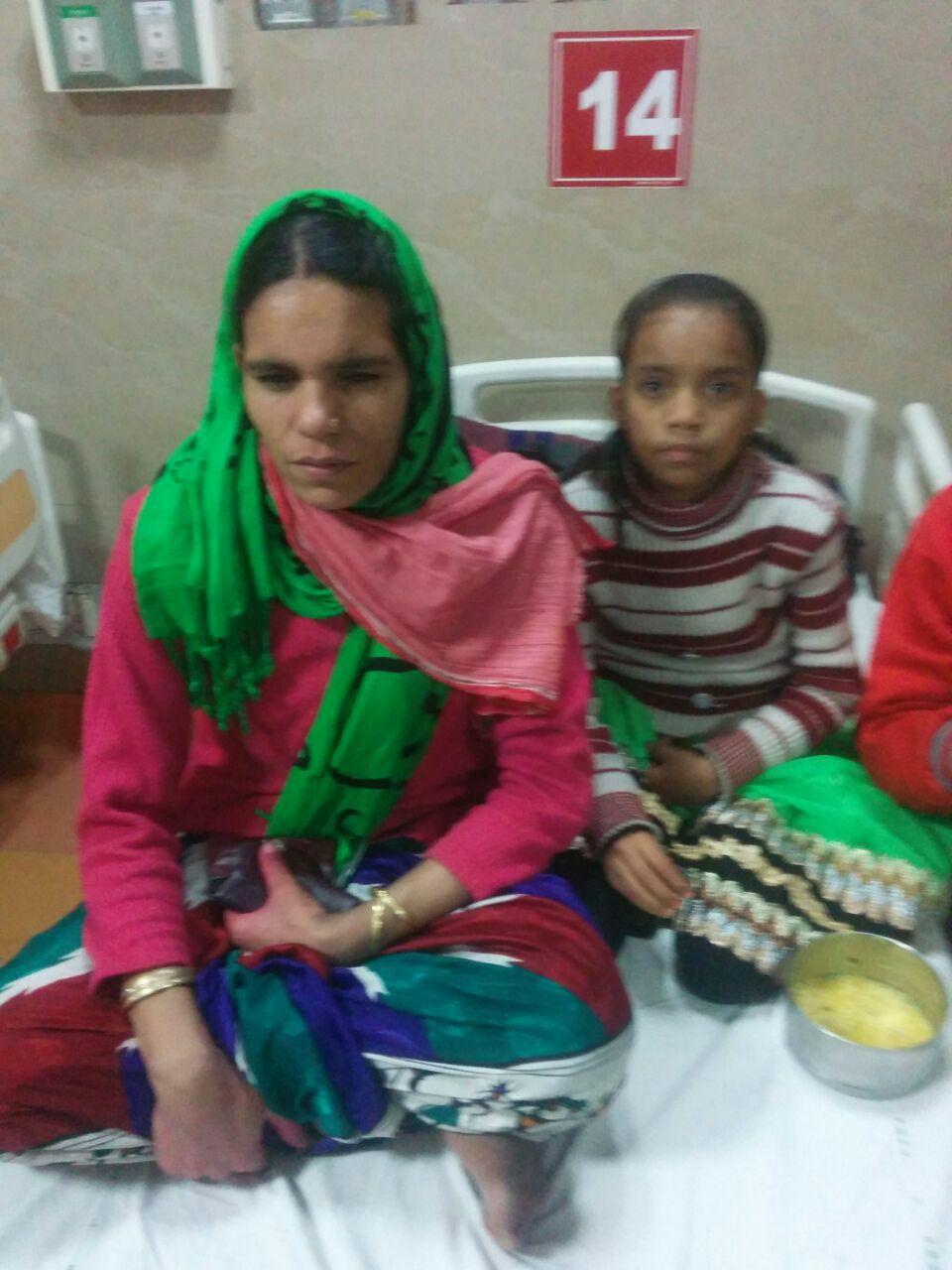 Help support Kasturi's treatment