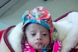 Baby Balram's heart surgery