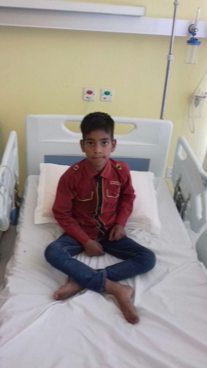 Shivam's TOF Surgery