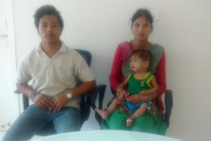 Krishna Singh's VSD Surgery