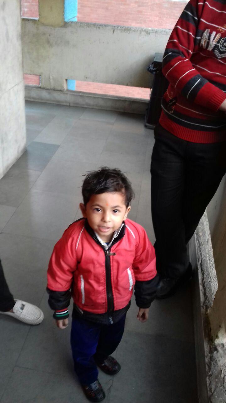 Pray for Naksh