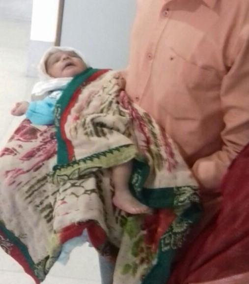 Baby Kiran's ASD Surgery