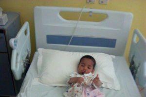Azhan's VSD Surgery