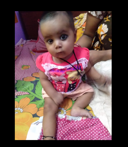 Little Saanvi needs help