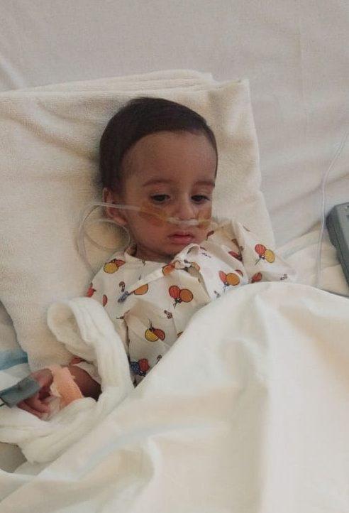 Hammad Jakir needs a Surgery