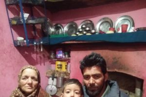 Zeehan Ahmed needs your blessings