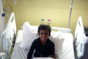 Pray for little kundan