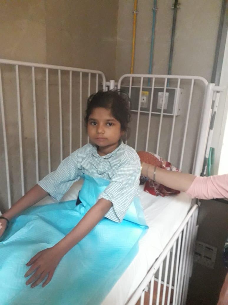 Baby Noor needs help