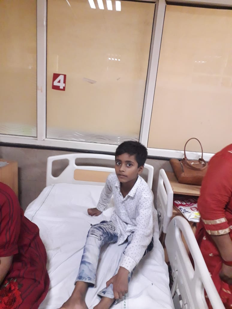 MD.Ziyad  Needs An ASD Surgery