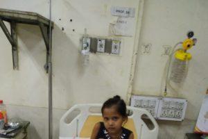 Arifa's PDA surgery