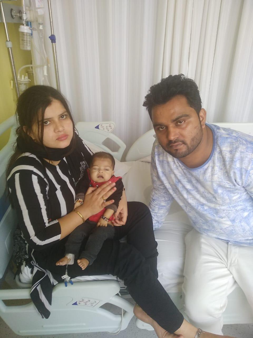 Save Sanvi Bhardwaj