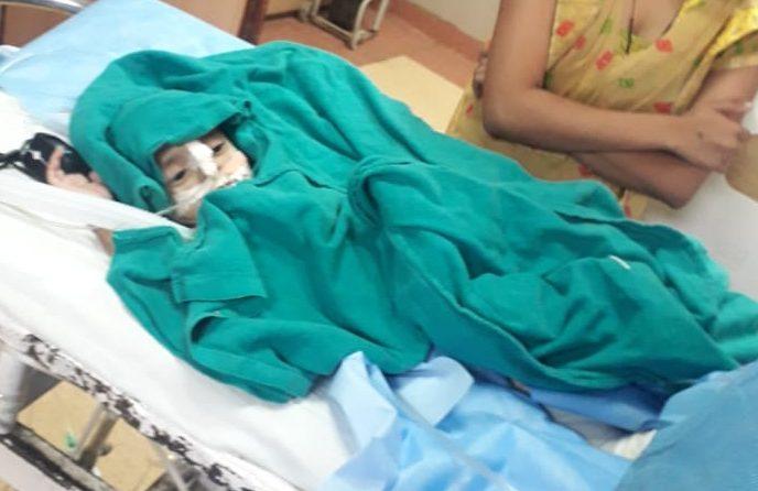 Priyanshi's PDA Surgery