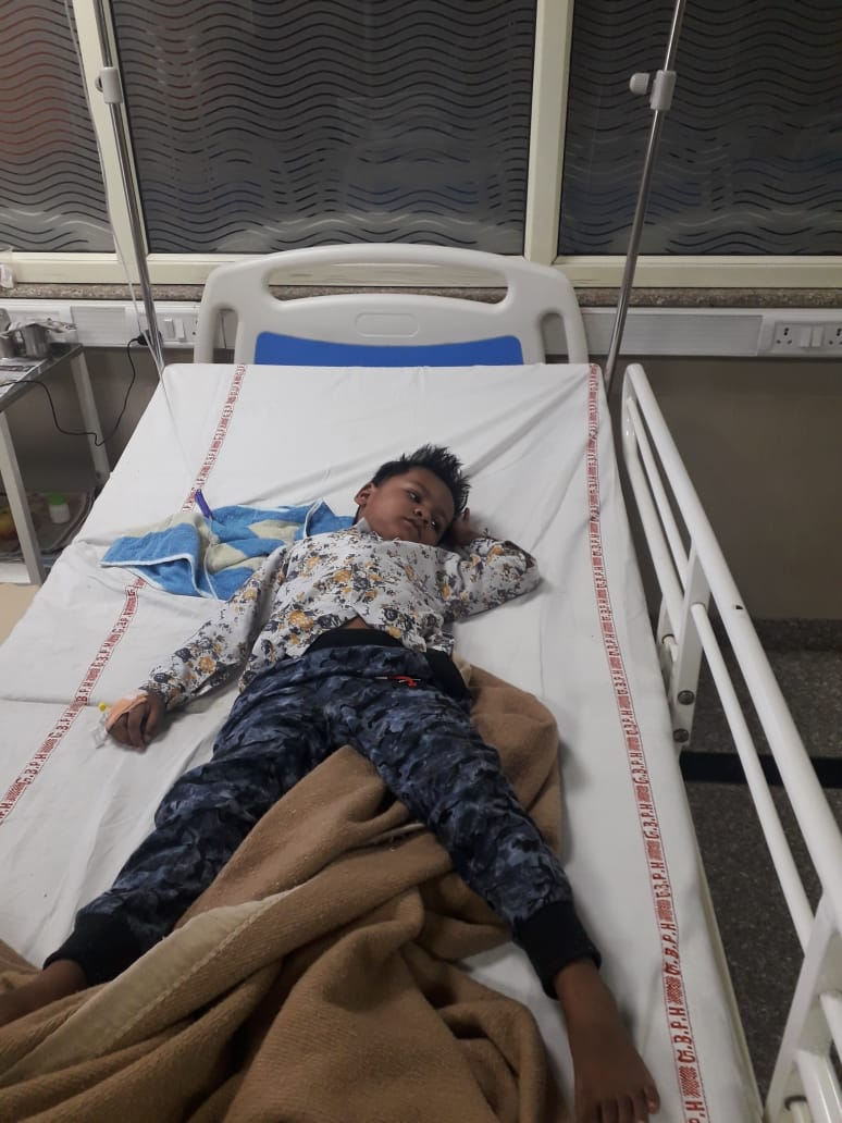 Kunal's TOF surgery