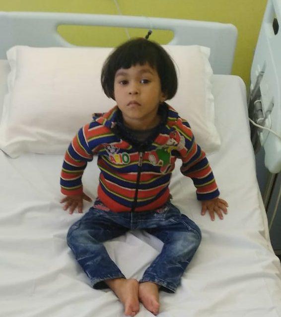 Nandani's TOF Surgery